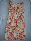 Elegantní květinové šaty, 36