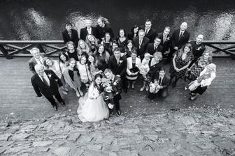 naše maličká rodinná svatba