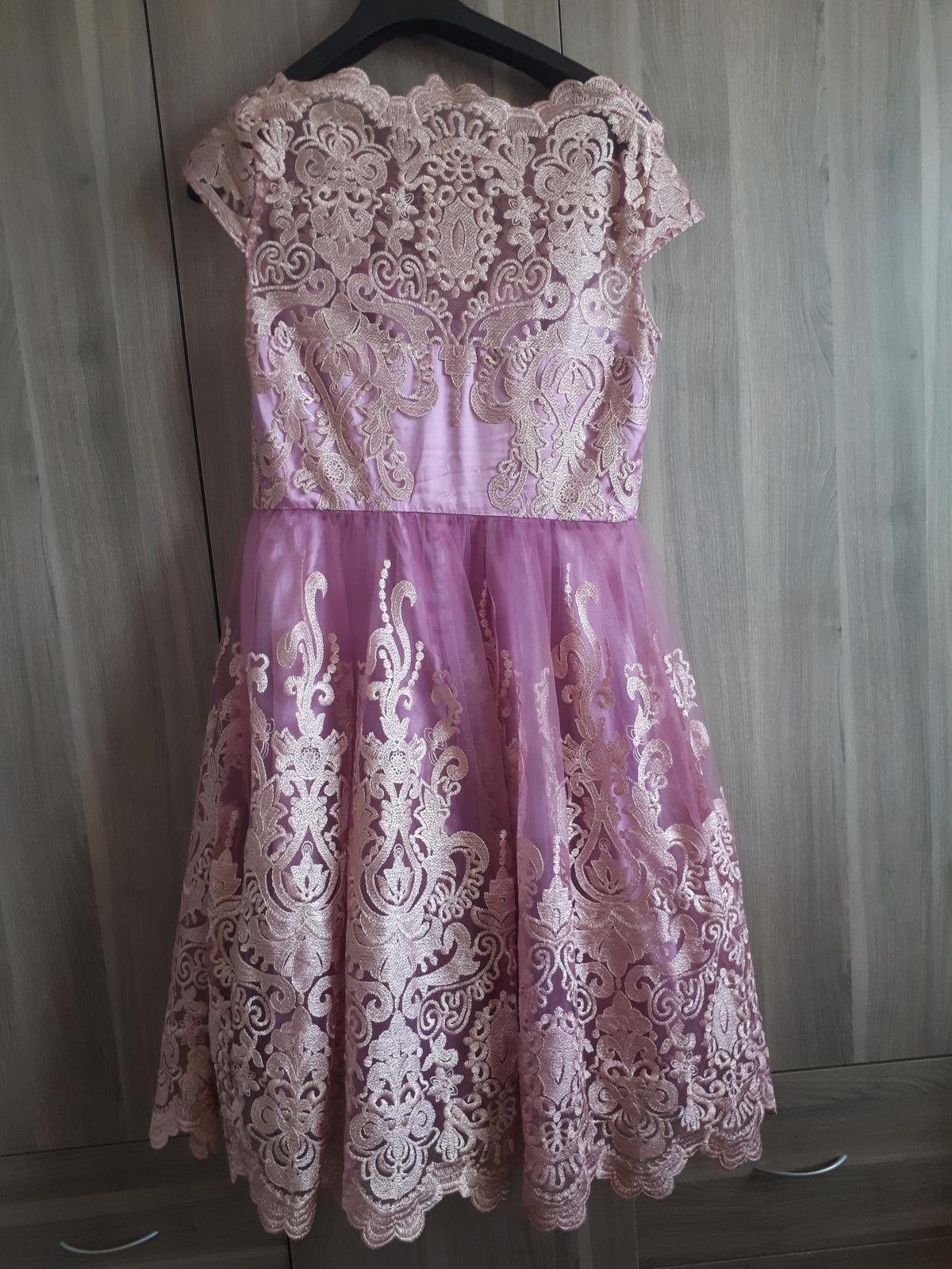 Spoločenské šaty Chi Chi London Rose - Obrázok č. 2