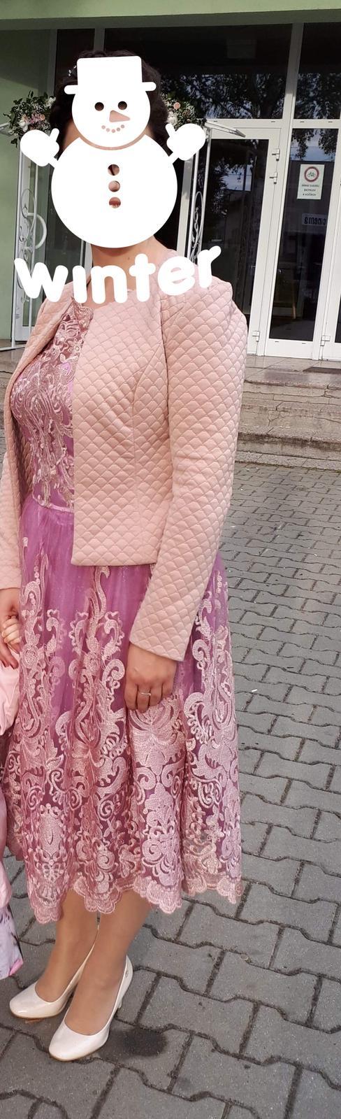 Spoločenské šaty Chi Chi London Rose - Obrázok č. 3