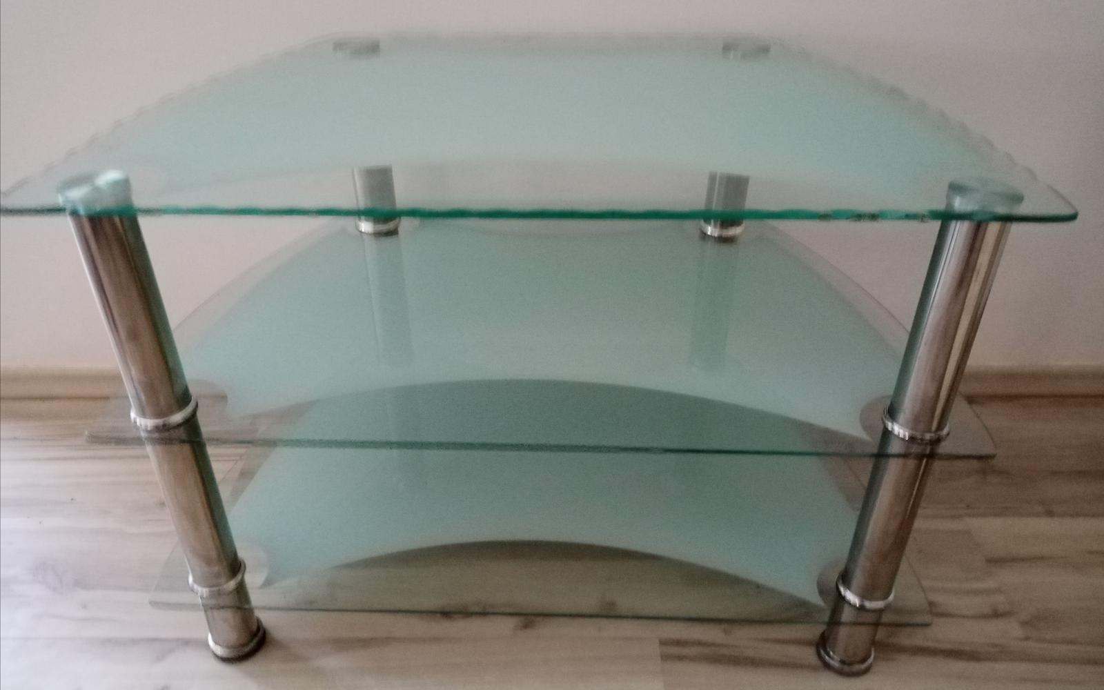 Sklenený stolík - Obrázok č. 1