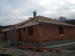 13 - stavanie krovu 17.12.2009