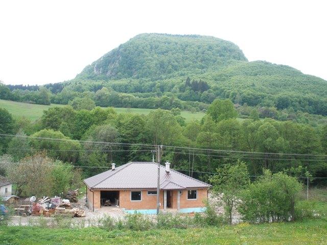 Domček v údolí