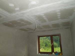 51 - sd strop spálňa - august 2010