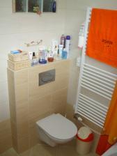 WC v kúpelke
