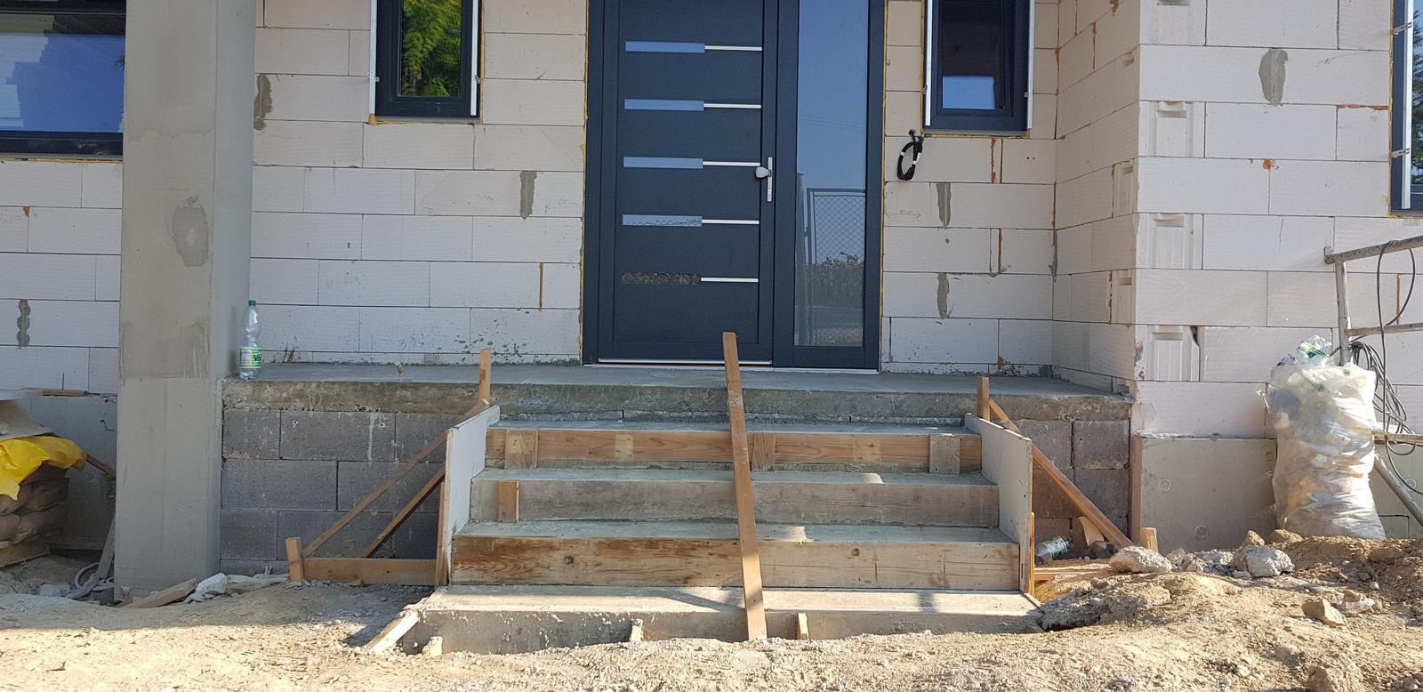 """Ten Náš ♧ projekt """"TOP""""♧ - Uz mame aj schody"""