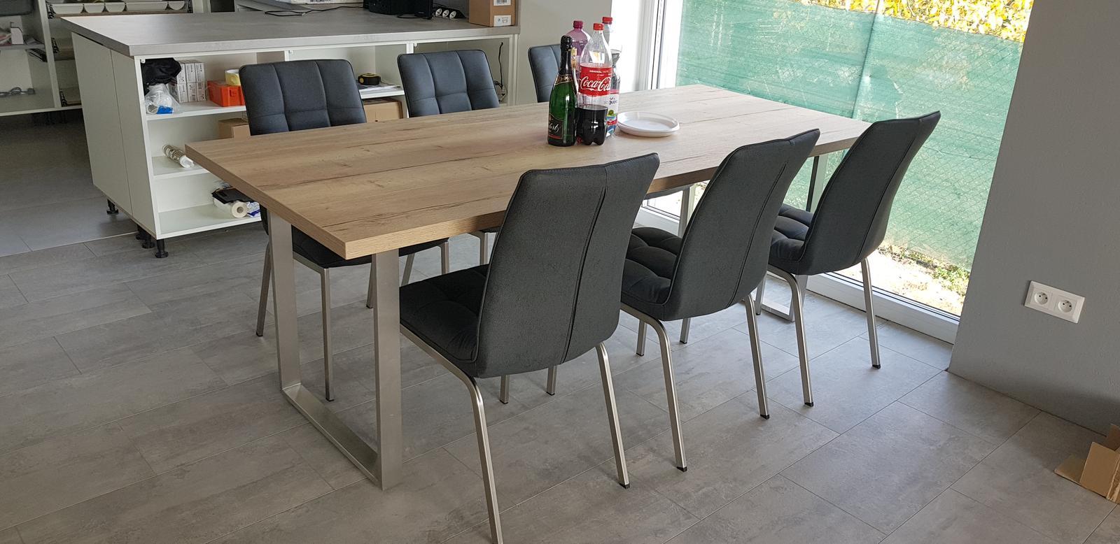 """Ten Náš ♧ projekt """"TOP""""♧ - Rozmer stola 210x90cm"""