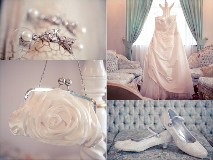 Nevěsty doplňky