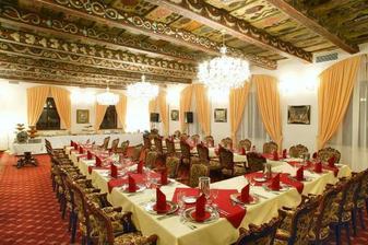 sál pro hostinu