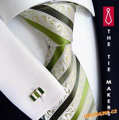 Album příprav - inspirace - moc hezká kravata