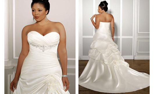Plus size bride :o) - Obrázek č. 12