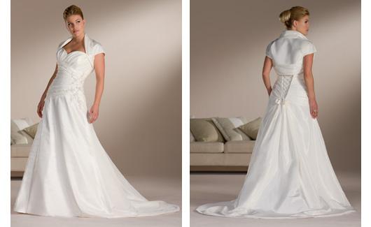 Plus size bride :o) - Obrázek č. 17