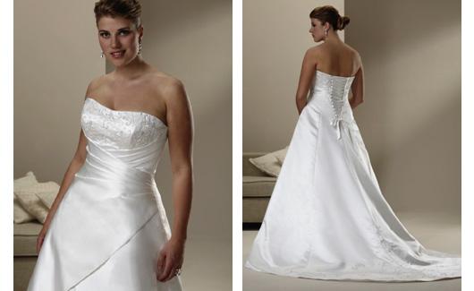 Plus size bride :o) - Obrázek č. 21