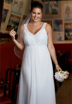 Plus size bride :o) - Obrázek č. 22