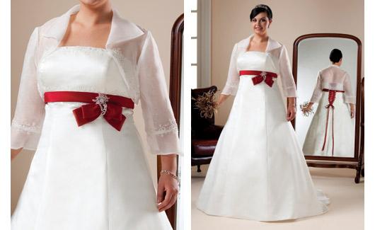 Plus size bride :o) - Obrázek č. 23