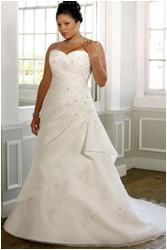 Plus size bride :o) - ty budou asi hodně slušivý :-)