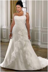 Plus size bride :o) - Obrázek č. 26