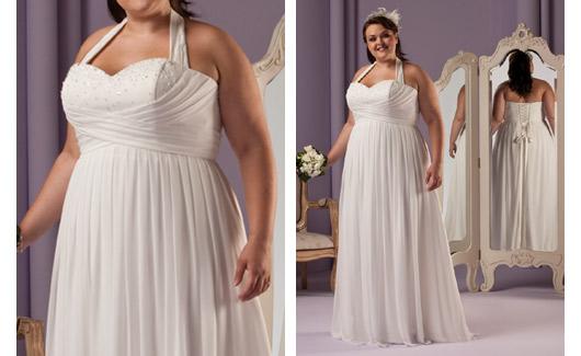 Plus size bride :o) - Obrázek č. 28