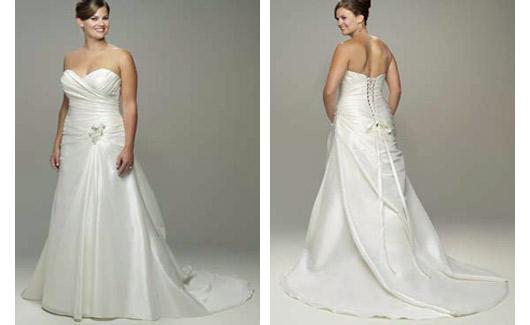 Plus size bride :o) - Obrázek č. 30
