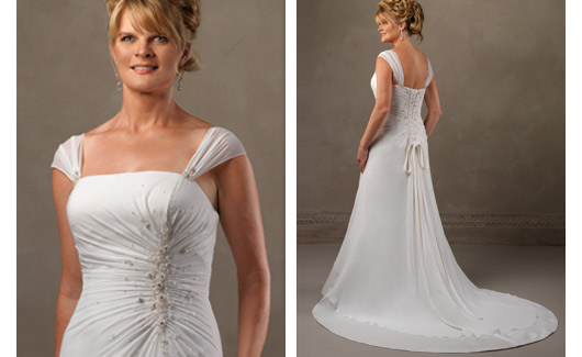 Plus size bride :o) - Obrázek č. 31