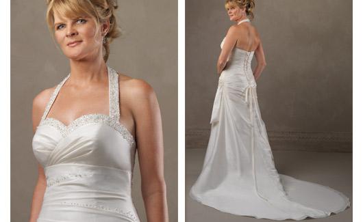 Plus size bride :o) - Obrázek č. 33