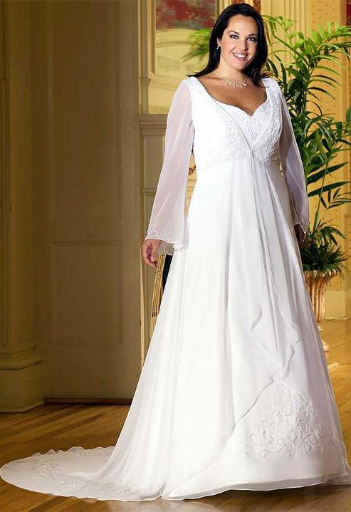 Plus size bride :o) - Obrázek č. 35