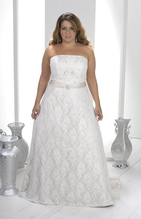 Plus size bride :o) - Obrázek č. 40