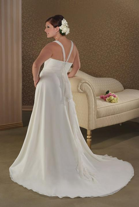 Plus size bride :o) - Obrázek č. 48