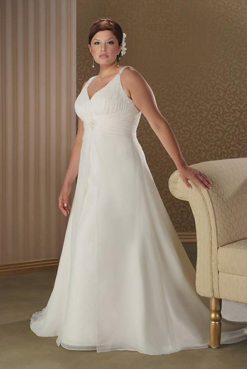 Plus size bride :o) - Obrázek č. 46