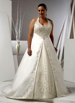 Plus size bride :o) - Obrázek č. 49