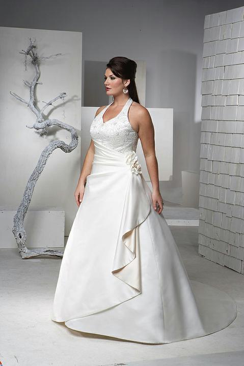Plus size bride :o) - Obrázek č. 55