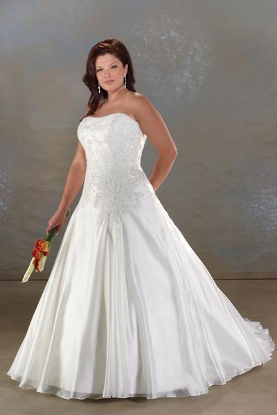 Plus size bride :o) - Obrázek č. 56