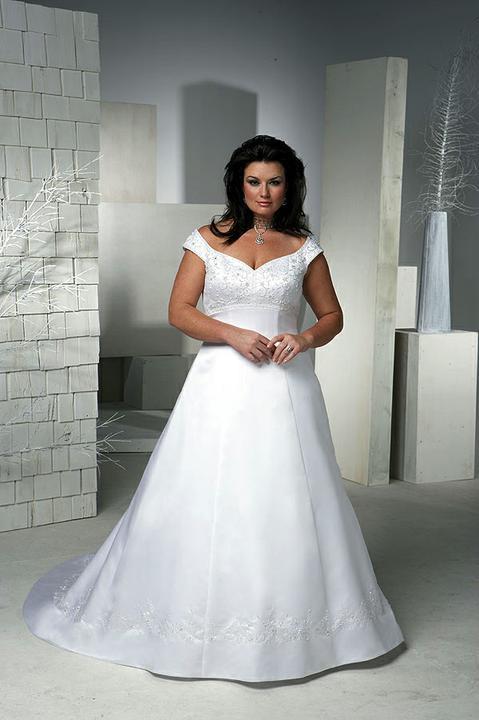 Plus size bride :o) - Obrázek č. 59