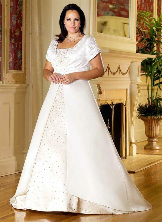 Plus size bride :o) - Obrázek č. 60
