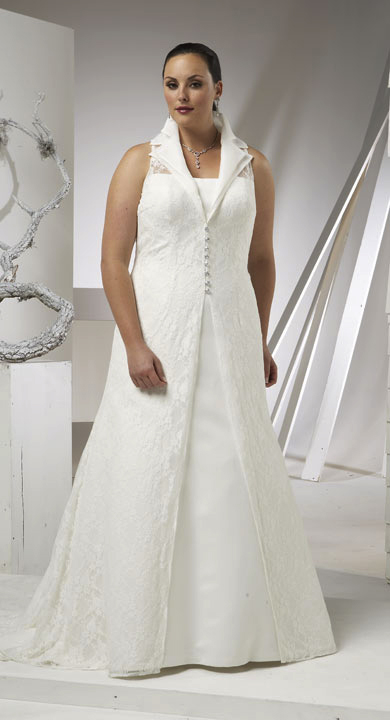 Plus size bride :o) - Obrázek č. 61