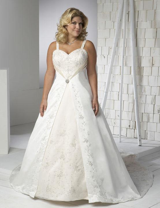 Plus size bride :o) - Obrázek č. 62