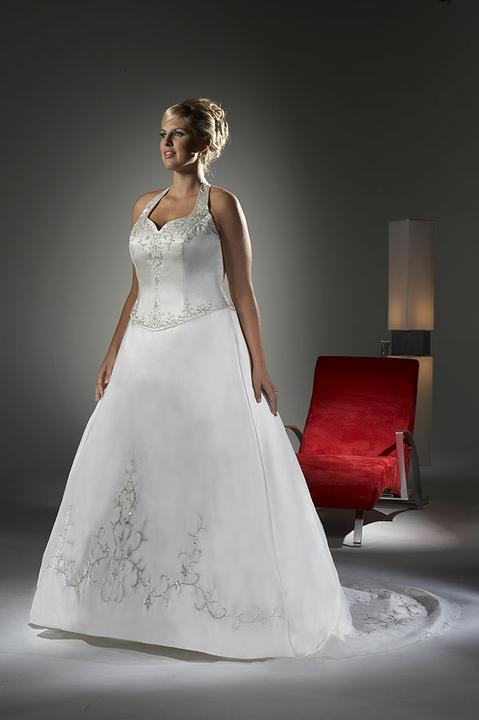 Plus size bride :o) - Obrázek č. 63