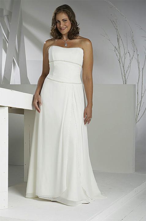 Plus size bride :o) - Obrázek č. 64