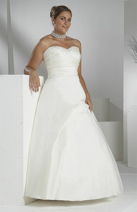 Plus size bride :o) - Obrázek č. 68