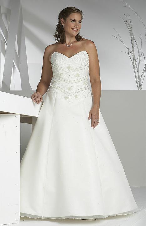 Plus size bride :o) - Obrázek č. 69