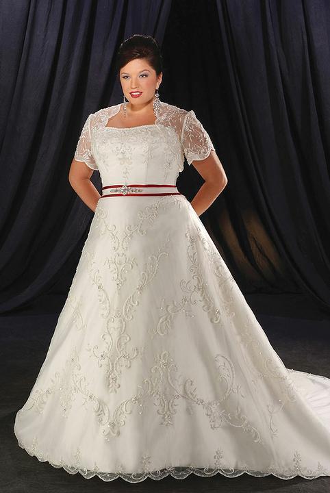 Plus size bride :o) - Obrázek č. 71