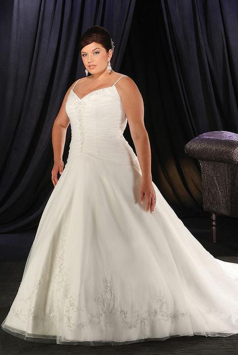 Plus size bride :o) - Obrázek č. 72