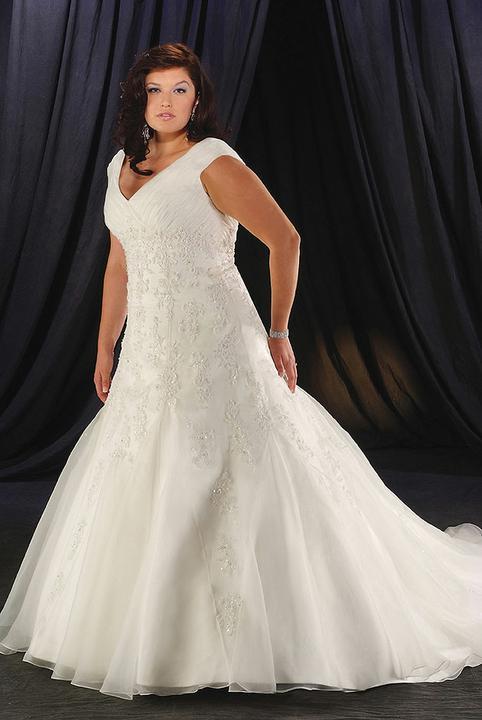 Plus size bride :o) - Obrázek č. 73
