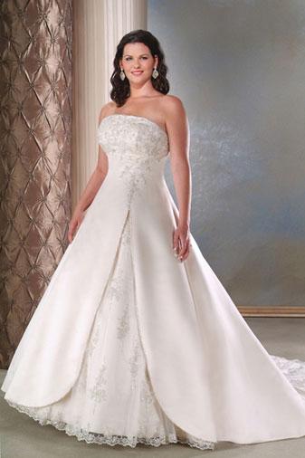 Plus size bride :o) - Obrázek č. 78