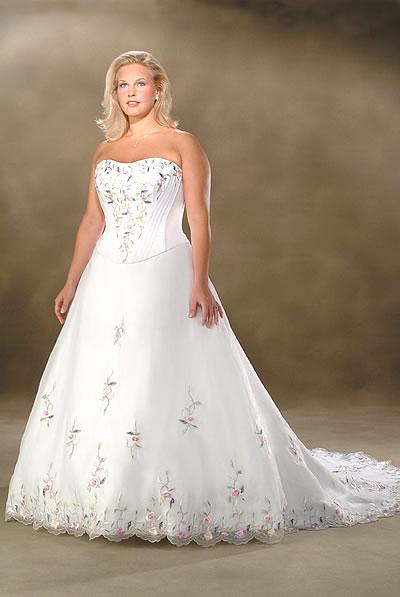 Plus size bride :o) - Obrázek č. 84