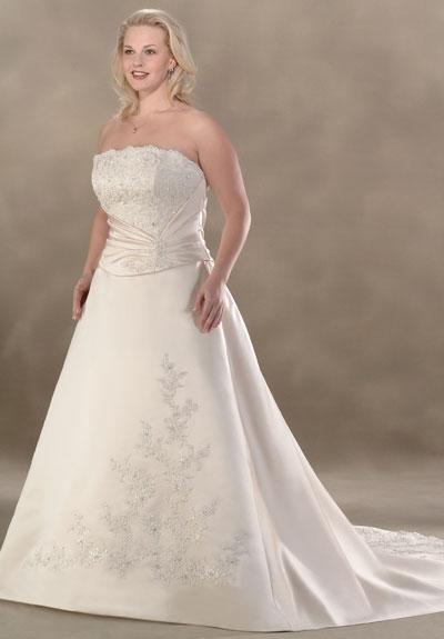 Plus size bride :o) - Obrázek č. 87