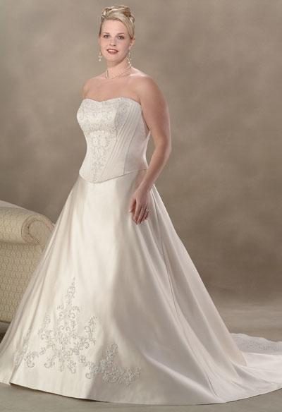 Plus size bride :o) - Obrázek č. 88