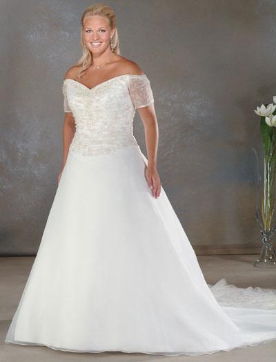 Plus size bride :o) - Obrázek č. 89