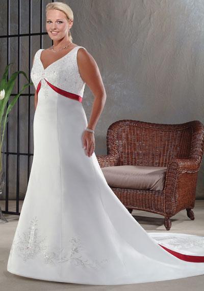 Plus size bride :o) - Obrázek č. 91