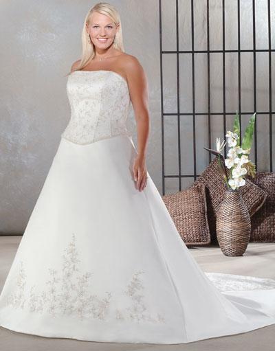 Plus size bride :o) - Obrázek č. 93